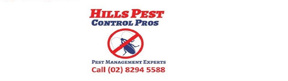 Hills Pest Control Pros